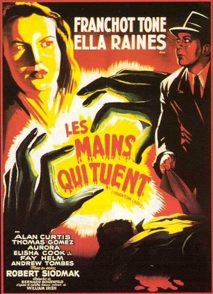 PHANTOM LADY - film de Siodmak
