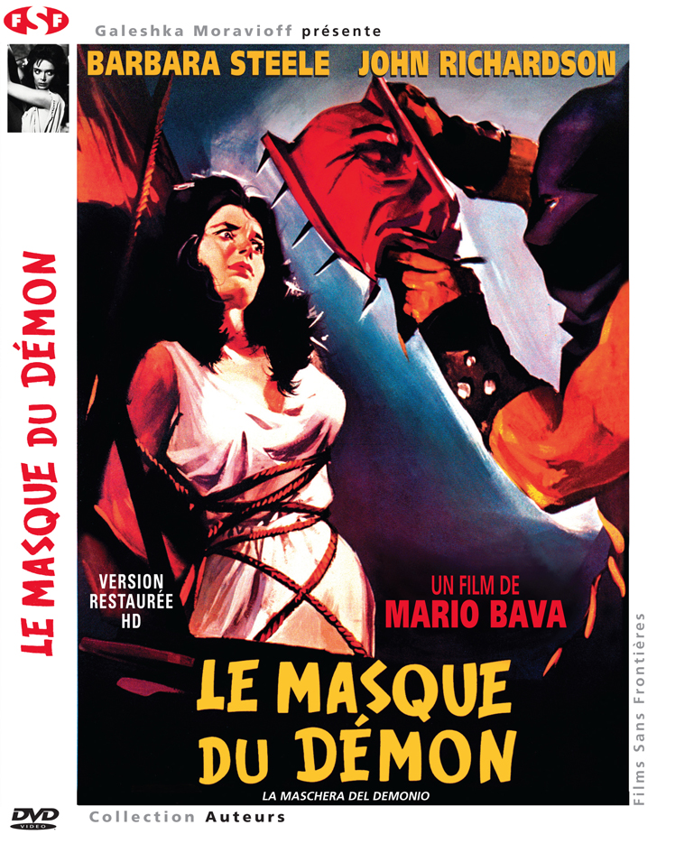 MASQUE DU DEMON (LE) - film de Bava