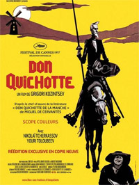 DON QUICHOTTE - film de Kozintsev