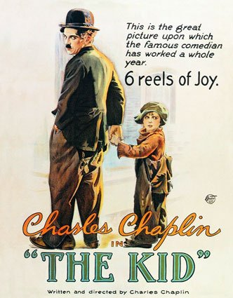 KID (THE) - film de Chaplin