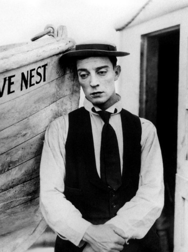 FRIGO CAPITAINE AU LONG COURS - film de Keaton