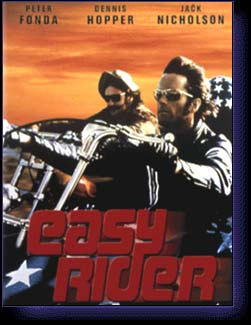 EASY RIDER - film de Hopper
