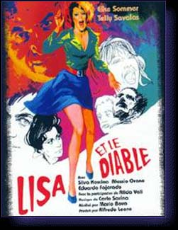 LISA ET LE DIABLE - film de Bava