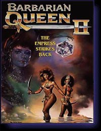 BARBARIAN QUEEN II - film de Finley