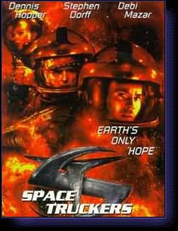 SPACE TRUCKERS - film de Gordon
